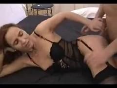black sexy lingerie