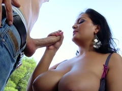 Jasmine Black in Tit fucking looks awesome