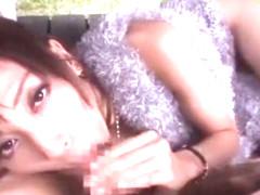 Horny Japanese whore Miyuki Yokoyama in Fabulous Blowjob/Fera JAV video