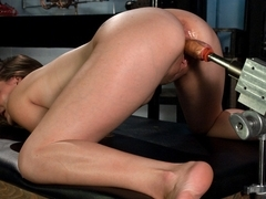 Horny fetish sex clip with crazy pornstar Ariel Heart from Fuckingmachines