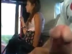 bus masturbation turkish 1