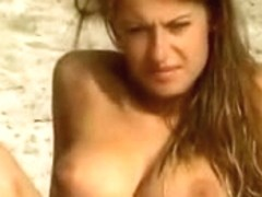 Nude Beach - Hot Girls Show
