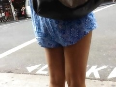 Bare Candid Legs - BCL#031