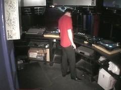 Voyeur video in club