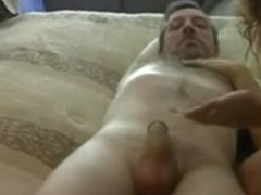 Hidden sex cam clip shows two lovers shagging