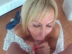Amazing pornstar Erica Lauren in Incredible Blonde, POV porn clip