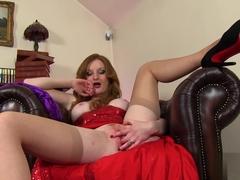 Fabulous pornstar Zara DuRose in Hottest Cosplay, Stockings porn scene