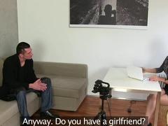 Incredible pornstar in Amazing Reality, Czech porn movie