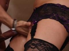 Best pornstar Anikka Albrite in Hottest Natural Tits, Big Ass sex scene