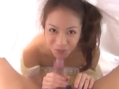 Fabulous Japanese whore Shelly Fujii in Best Fetish, Fingering JAV clip