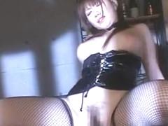 Crazy Japanese girl Nami Kimura in Amazing Fetish, Lingerie JAV scene