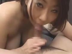Fabulous Japanese slut Megu Hayasaka, Haru Sakuraba, Suzuka Arinaga in Exotic Big Tits, Handjobs J.