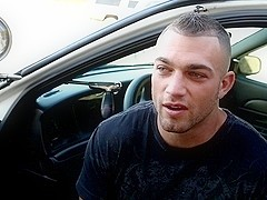 NextDoorBuddies Video: Alekzander