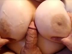 tittyfuck cumshot 06 - big tits