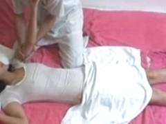 Fleshly Oiled Japanese Massage Pt. 1of2