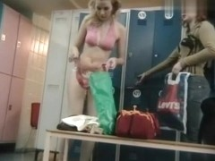 Hidden Camera Video. Dressing Room N 626