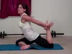Full Body Yoga Stretch