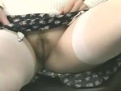 Sexy college girl Secretary 44