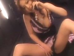 Fabulous Japanese whore Kaera Uehara in Hottest Cougar JAV video