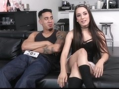 PunishTeens - Tiny Teen Begs For Brutal Pounding