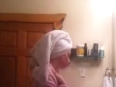 after shower milf 2