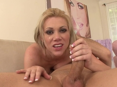 Incredible pornstar Samantha Sin in Amazing POV, Blonde sex video