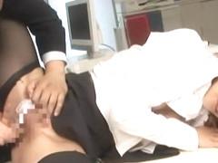 Crazy Japanese girl Akane Hotaru in Amazing JAV clip
