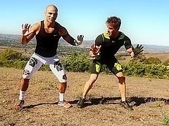 NextDoorBuddies Video: Riddick Stone