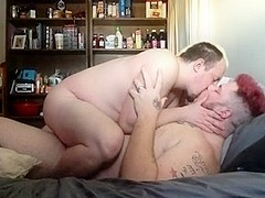 Sexy Tatted Chubby Breeds Horny Punk Chaser