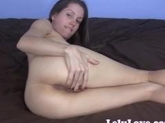 Lelu Love-Closeup Penetration Huge Creampie