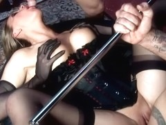Titty Threesome. HarmonyVision: Tanya Tate