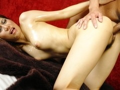 Exotic Japanese whore Daiya Nagare in Horny JAV uncensored Threesomes clip