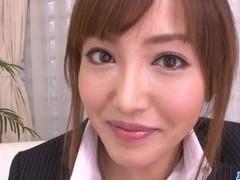 Mami Asakura office adventure with her boss