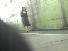 Tunnel boob sharking video of really astounding graceful bimbo