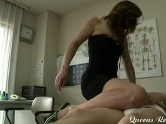 Horny JAV censored sex scene with best japanese models