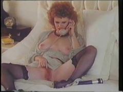 Colleen Brennan masturbates & ribald phone sex