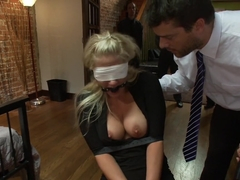 Slut Wife Gets Slammed into Subspace