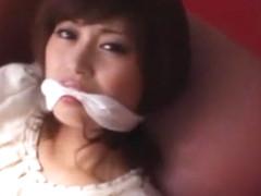 Horny Japanese slut in Fabulous Fingering, Lingerie JAV scene