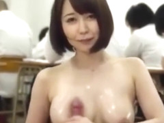 Cum swallowing teacher