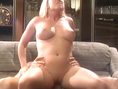 Calli Cox moans with delight as this throbbing cock fills her up