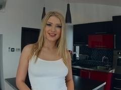 Asstraffic fucking for cute blonde Lucy Heart