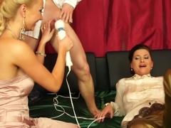 Fabulous pornstars Jessica Fiorentino and Victoria Puppy in crazy brazilian, blonde porn movie