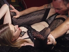 Incredible pornstar Ela Darling in hottest cunnilingus, blonde porn clip