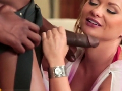 German MILF Cuckold with BBC