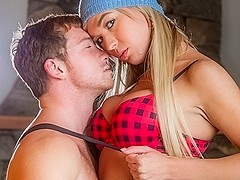 Connor Maguire & Aubrey Kate in TS Beauties Video