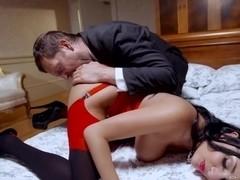 Anissa Kate up her Ass