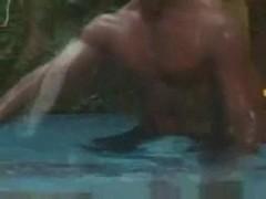 Kinky blonde ass fucked hot