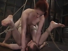 Claire Adams and Nomad