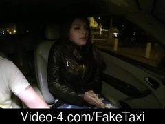 Fake Taxi Valentina