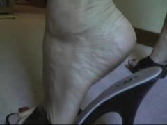 Darksome Heels Acquire Creamed